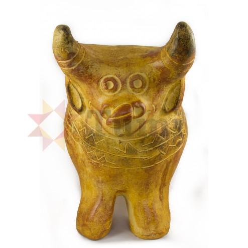 Mexico Ceramic Bull - 45cm