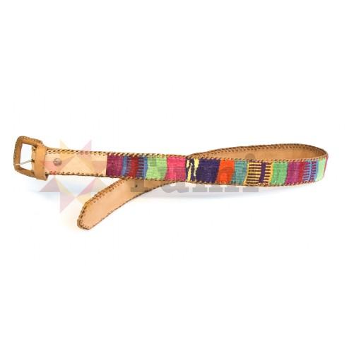 Guatemala Belts - Leather