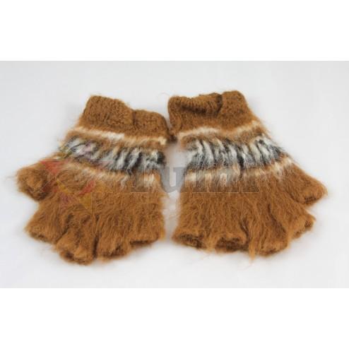Bolivia Alpaca Gloves - Fingerless