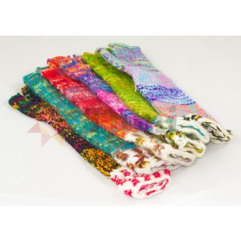 Arm warmers - Hand knitted