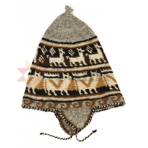 Peru Crochet Alpaca Chullo