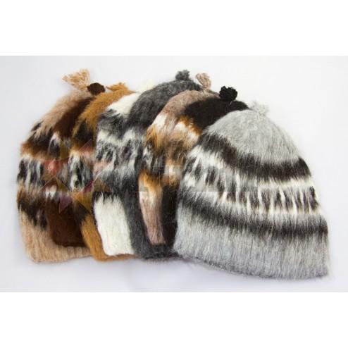 Peru Alpaca Round Hat