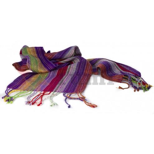 Bolivia Woollen Scarf - Bayeta