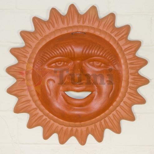 Mexico Mask - Sun - 35cms