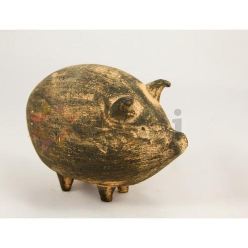 Mexico Fat Pig - 15cm BLK