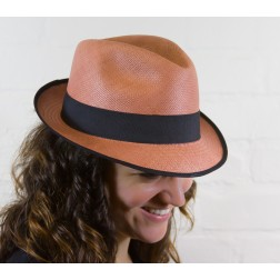 Panama hat - Japanese model - coloured