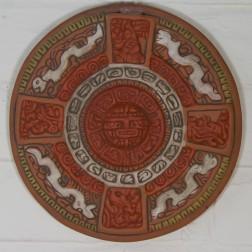 Mexico Mayan Calendar - med