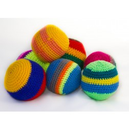 Juggling Balls - hand made