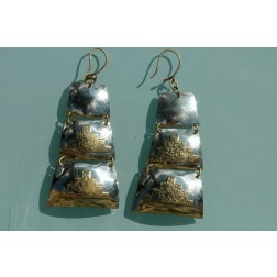 Chilean earrings