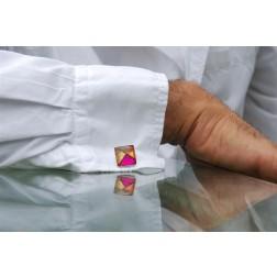Dichroic cufflinks