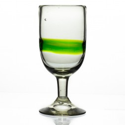 Wine glass - large - Blended Green