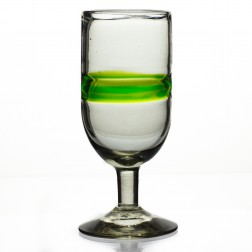 Wine glass - small - Blended Green