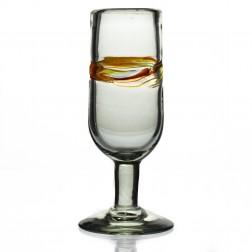 Wine glass - small - Multi-stripe