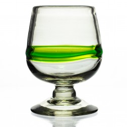 Cognac/brandy glass - small - Blended Green