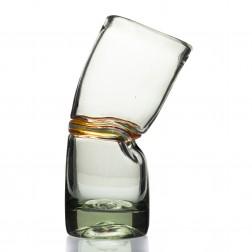 Glass with kink - Multi-stripe