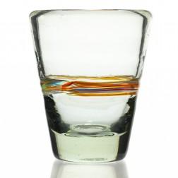 Glass Italian - Multi-stripe