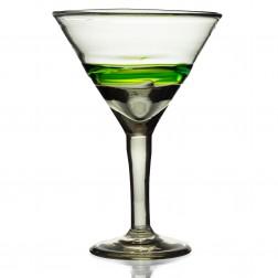 Cocktail/desert bowl - Blended Green