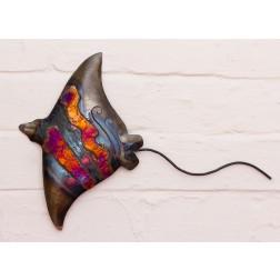 Tin - Manta ray - 40cm