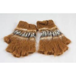 Bolivia Alpaca Gloves - Fingerless
