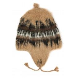 Peru Knitted Alpaca Chullo