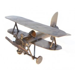 Mexico Tin Plane Large