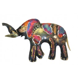 Mexico Tin Elephant - 27cms