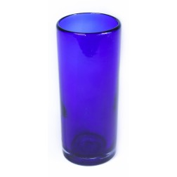 Hi-ball Tall Glass - Recycled - Blue - 15cm
