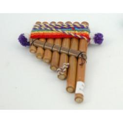 Ecuador Rondador - S - 7 pipes