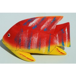Ecuador Balsa Fish - Small
