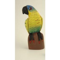 Ecuador Balsa Parrot Unvarnished 20