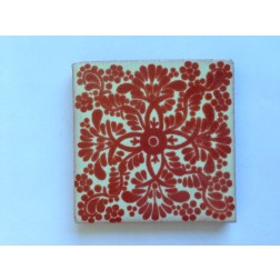 Mexico Hand Painted Tiles 5 cm - 24