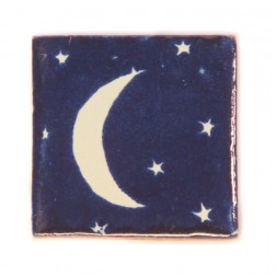 Mexico Hand Painted Tiles 5 cm - 20