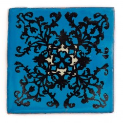 Mexico Hand Painted Tiles 5 cm - 27