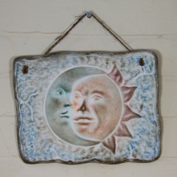 Mexico Eclipse Plaque - Sunflower (Jirasol)