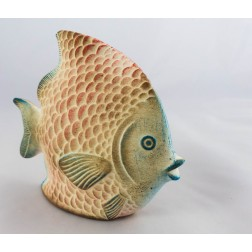 Mexico Ceramic Fish - 12cm assc (Angel)