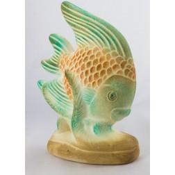 Mexico Ceramic Fish - 20cm ass (Angel)