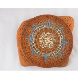 Mexico Aztec Calendar - med