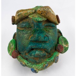Mexico Olmec Mask