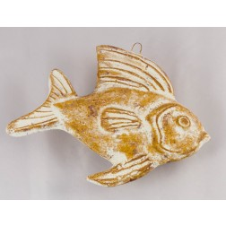 Mexico Ceramic Fish a - Wall -