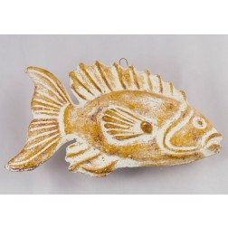 Mexico Ceramic Fish b - Wall