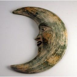 Mexico Moon Plaque - med 30cm