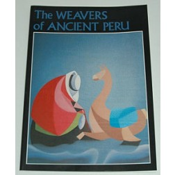 Book - 'Weavers of Ancient Peru'- Tumi