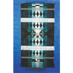 Ecuador Cotton Wall-hanging - large 67x126cm